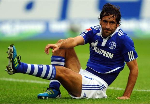Schalke confirms official approach from Blackburn Rovers for Raul
