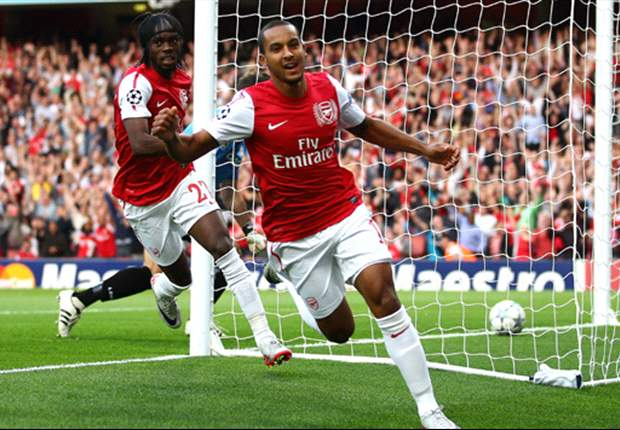 Walcott fit to face West Brom - report