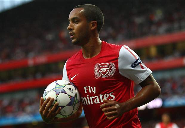 TEAM NEWS: Walcott & Gervinho start for Arsenal as Adebayor leads line for Tottenham against former club