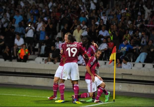 Lyon 2-0 Dinamo Zagreb: Gomis & Kone net as OL cruise to victory