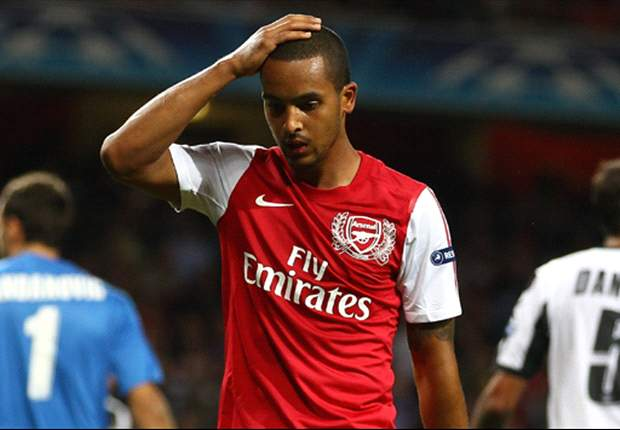 Arsenal's Injury Woes Continue As Theo Walcott Is Set To Miss Champions League Tie Against Olympiakos - Report