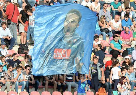 Fans Napoli Dilarang Ke Juventus Stadium