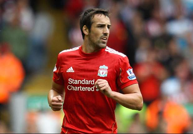 Liverpool left-back Enrique: I've been playing through the pain barrier