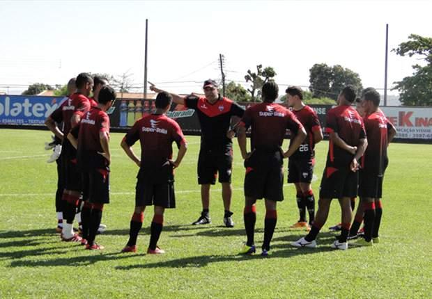 Brasileirão: Atlético-GO contrata mais três reforços