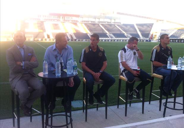 Business Off The Pitch: MLS Commissioner and Union CEO lead discussion with supporters in Philadelphia