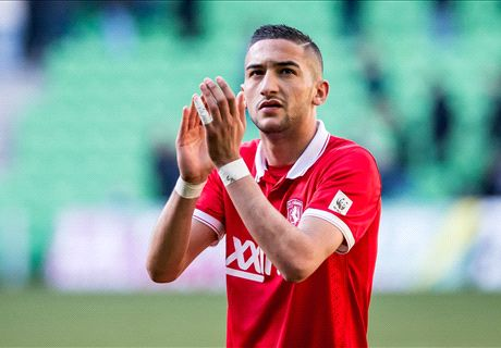 Ziyech Ready For The Step Up