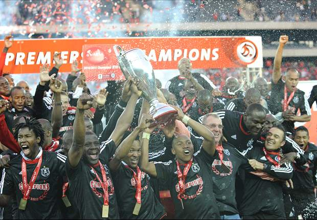 Orlando Pirates' Klate overwhelmed with five PSL titles