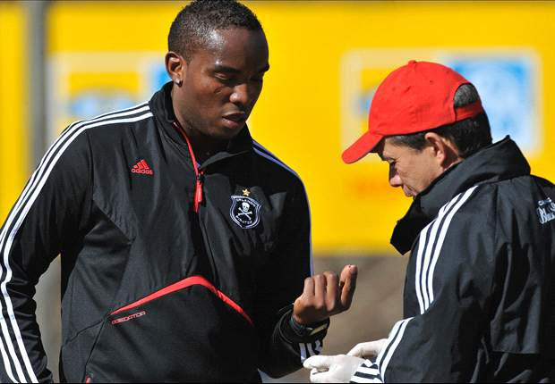 Orlando Pirates' Benni McCarthy: We will die for Palacios