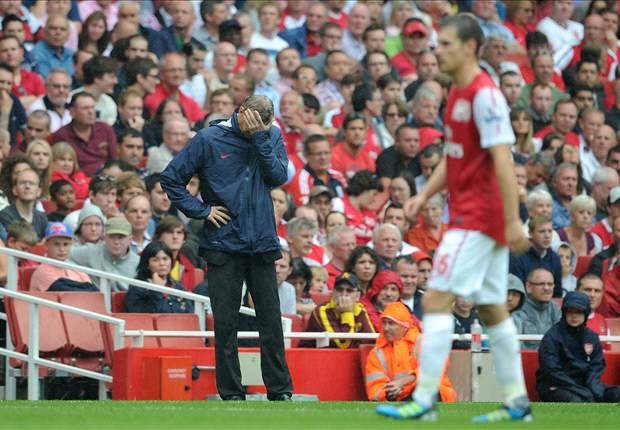 Arsene Wenger insists he will not walk away from Arsenal after defeat to Liverpool