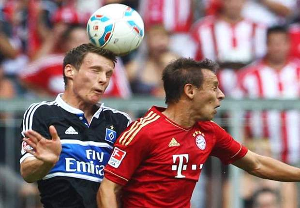 Bayern Munich 5-0 Hamburg: Magnificent Robben leads five-star hosts to emphatic victory