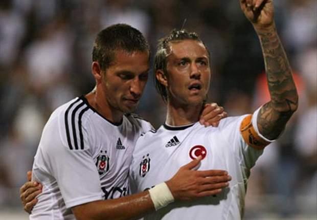 Report: Guti's contract terminated by Besiktas