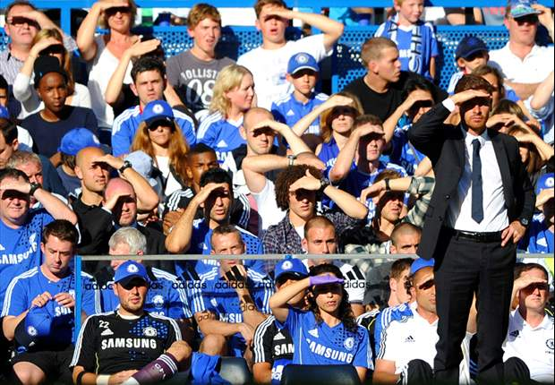 LdC, Chelsea - Villas-Boas joue sa tête