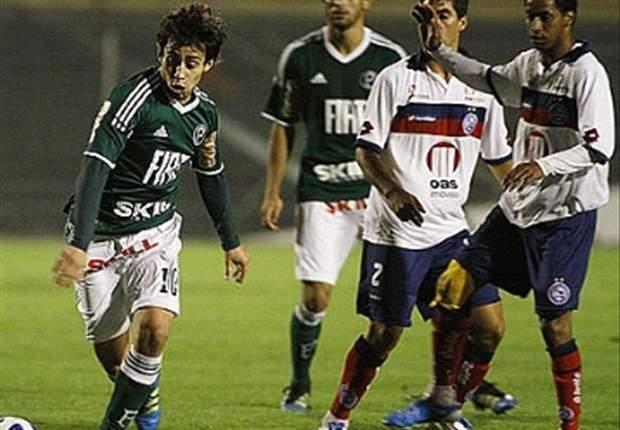 Palmeiras:Tiago Real na briga para substituir Valdivia