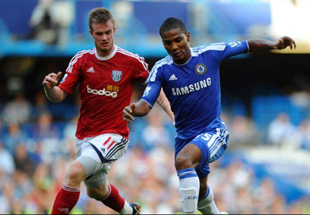 Chelsea 2-1 West Brom: Substitute Malouda strikes late as Blues come from behind to give Andre Villas-Boas first win