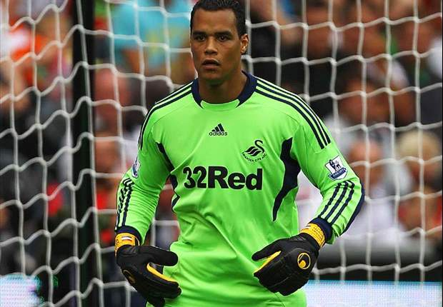 Arsenal will be afraid of Swansea, claims Vorm