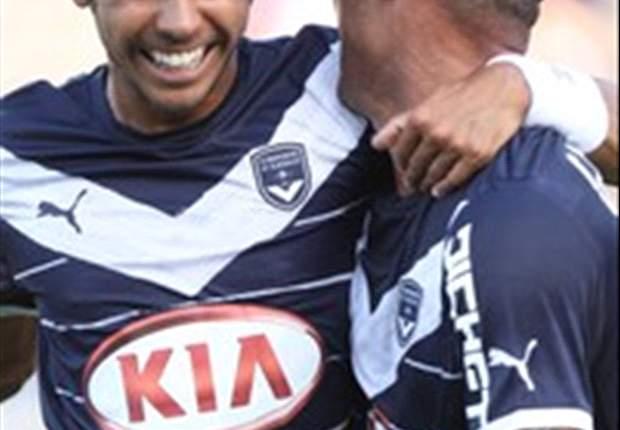 Round-Up Ligue 1: Benoît Trémoulinas Selamatkan Bordeaux, St Etienne Dekati Zona Liga Europa