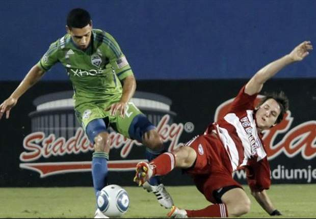 FC Dallas 0-1 Seattle Sounders FC: Seattle jumps Dallas into second in the West