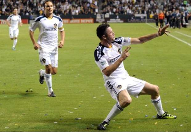 Los Angeles Galaxy 2-0 San Jose Earthquakes: Robbie Keane scores in debut for Galaxy