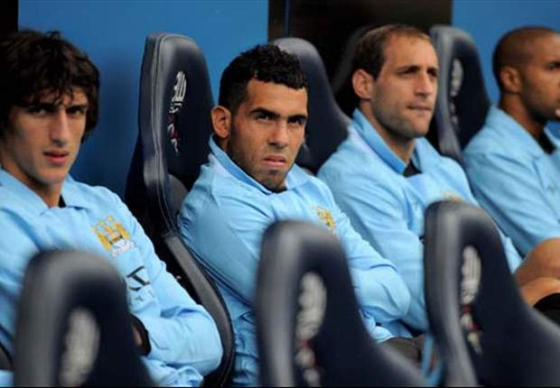 Manchester City's Carlos Tevez reveals 'personal crisis' with weight and depression this summer