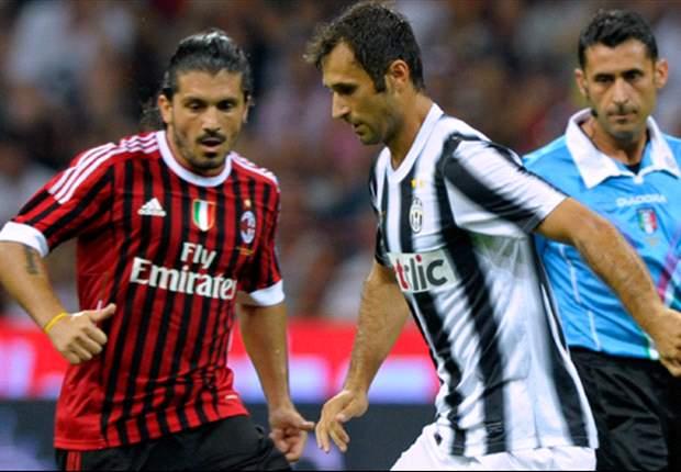 Milan-Juventus: Kalahkan Yang Tak Terkalahkan