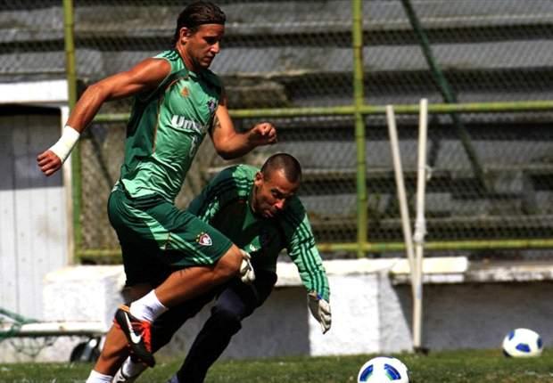 Para o Internacional, Rafael Moura já é do Santos