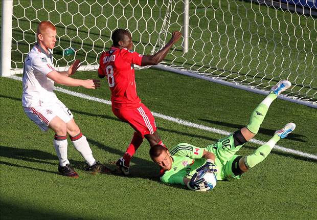 Chicago Fire 2-0 Toronto FC: Dominic Oduro's goal ends the Fire's 10-game winless streak