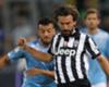 Bentrok Juve dan Lazio berlangsung sengiit.