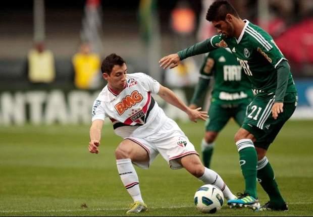 Vice-presidente do Palmeiras elogia Paulo César de Oliveira, mas lamenta escalação