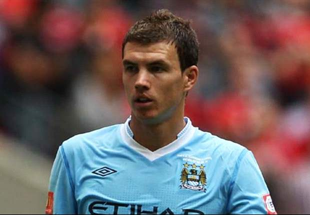 Bosnia coach advises Dzeko to quit Manchester City