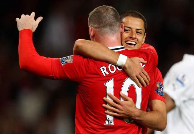 TEAM NEWS: Wayne Rooney & Javier Hernandez return to Manchester United starting line-up against Norwich