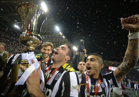 Now it's time for the treble, says Allegri