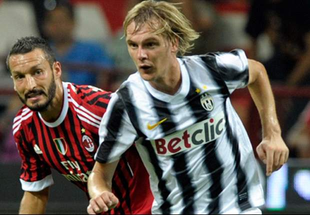 Milos Krasic's agent says client is likely to leave Juventus in January