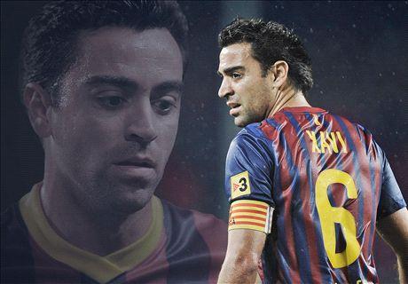 Xavi naar Qatar: