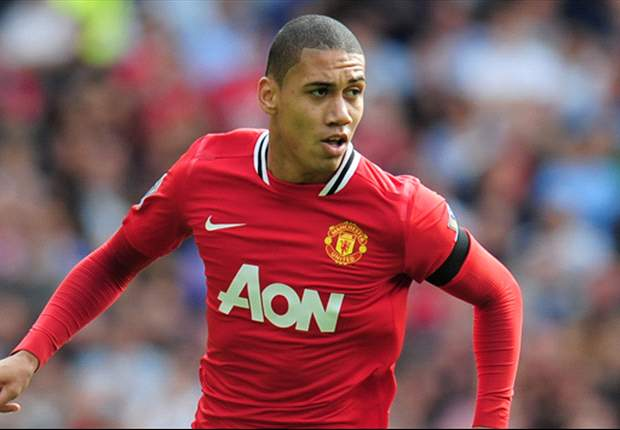 Manchester United and England defender Smalling ruled out of Euro 2012