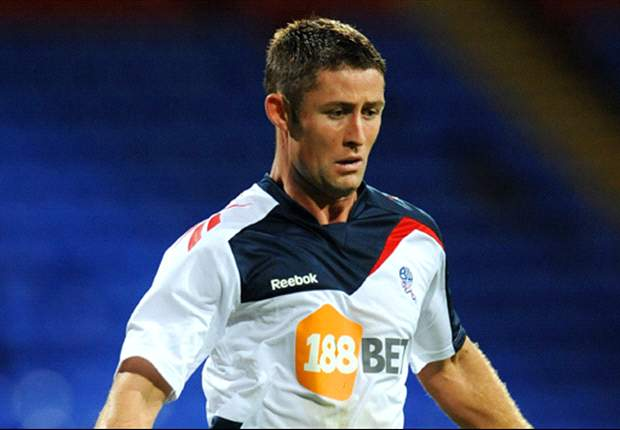 Tottenham manager Harry Redknapp admits deal for Bolton's Gary Cahill is not dead