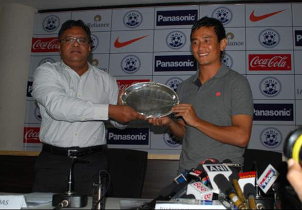 Bhaichung Bhutia: Right now, the federation is lacking ideas
