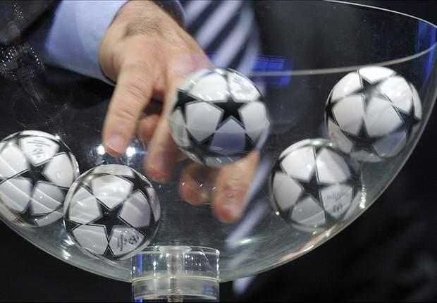 Uitslagen tweede voorronde Champions League