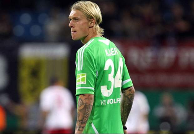Official: Roma sign Simon Kjaer from Wolfsburg