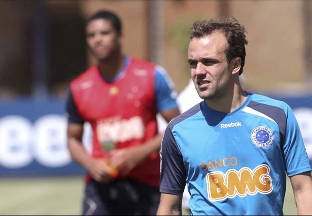 Cruzeiro com desfalques