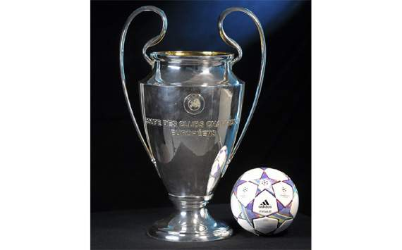 The Official Match Ball for the 2011/12 UEFA Champions League Season