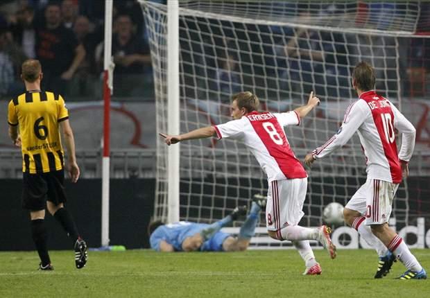 ERE - Vitesse en Ajax spelen om de eer