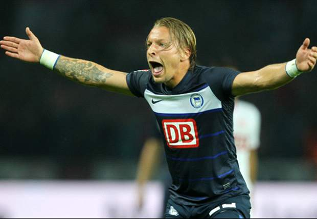 Hertha Berlin 1-0 Stuttgart: Late Raffael header gives hosts three points