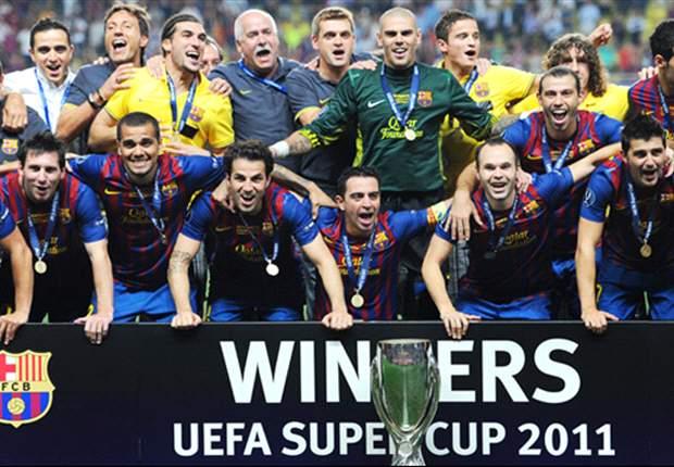 CL - Barça en Milan strijden om plek één