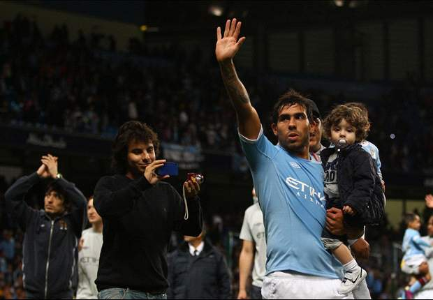 Manchester City offered Carlos Tevez to Inter in exchange for Wesley Sneijder - Kia Joorabchian