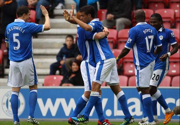 Wigan Athletic 2-0 QPR: Classy brace from Franco Di Santo hands Latics first win of Premier League season