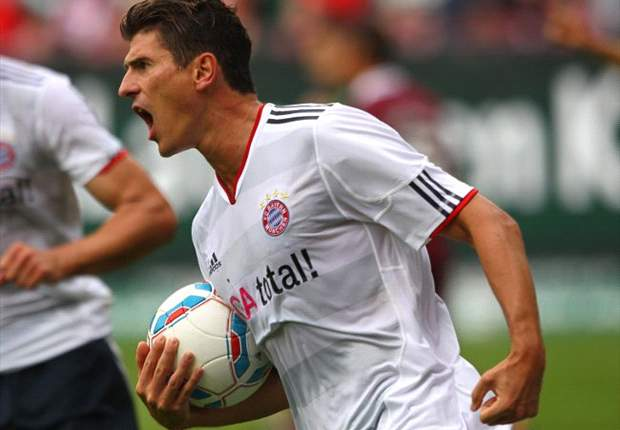 Bayern Munich's Mario Gomez Eagerly Anticipating Freiburg Clash