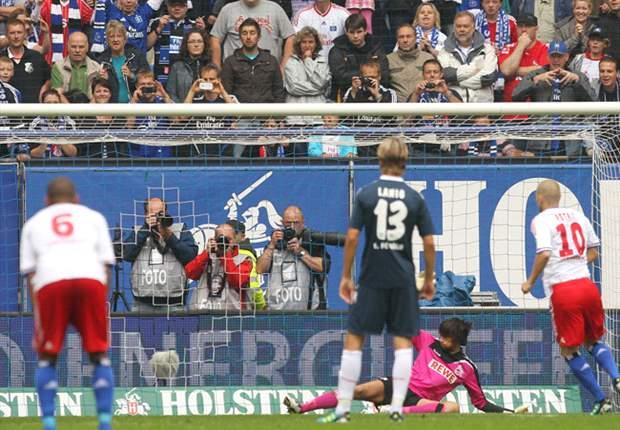 Packendes Duell zwischen HSV und Köln: McKenna trifft spät zum 4:3
