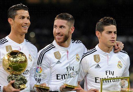 Wie was Reals beste speler?