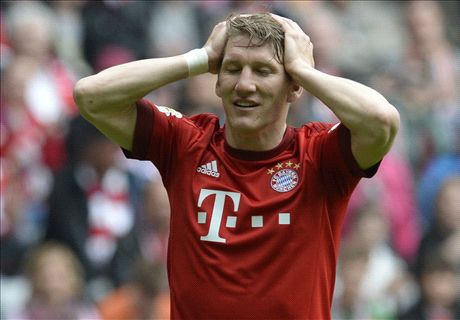 Guardiola: I want Schweinsteiger to stay