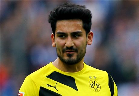 Gundogan in, Navas next?